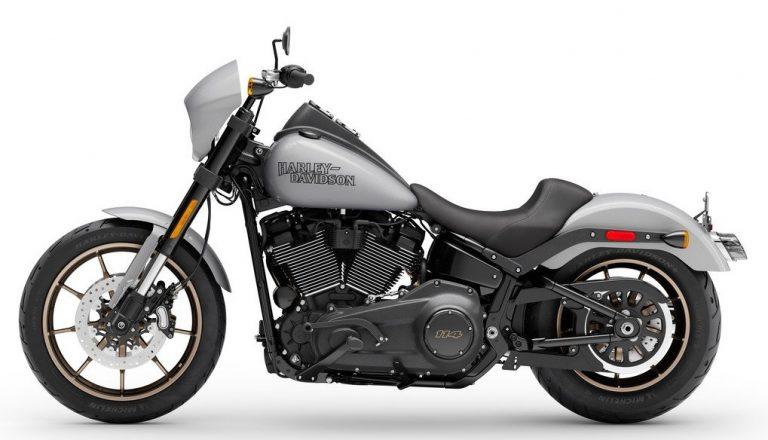 Chegou a nova H-D Low Rider S 2020