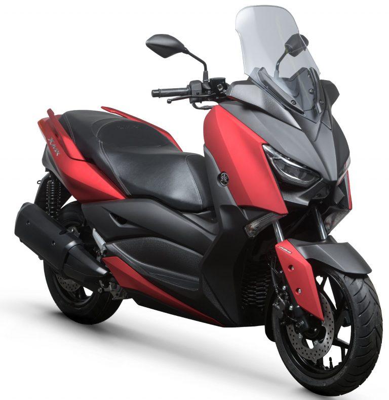 Yamaha  Xmax 250 ABS – O scooter – Coluna do Jacaré