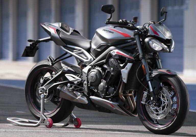 Nova Triumph Street Triple RS 765 2021