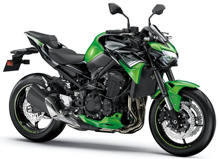 Nova Kawasaki Z900 2021, chegará em fins de 2020