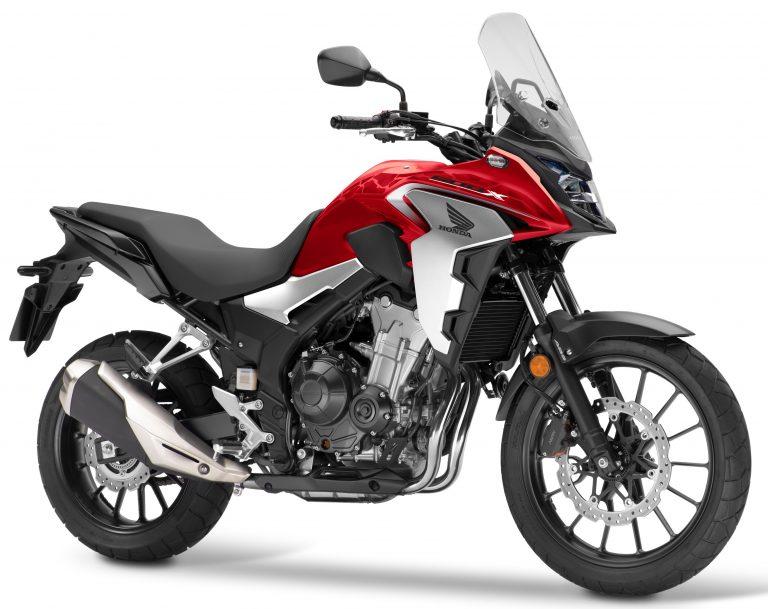 Linha Honda CB 500 2020 –  Coluna do Jacaré