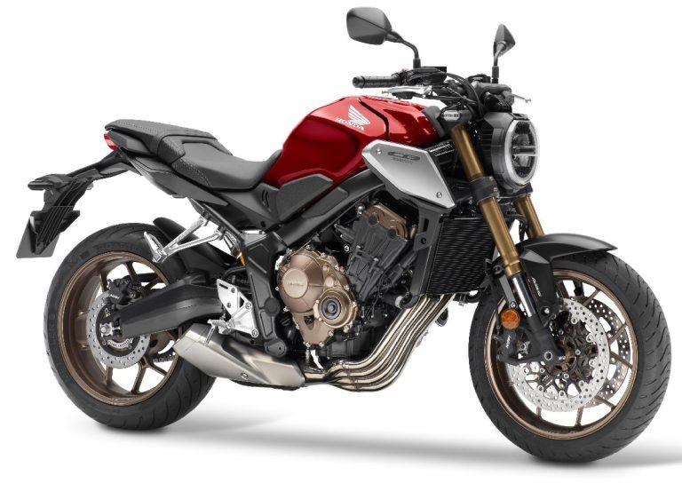Novas Honda CB 650R e CBR 650R 2020 chegam em março