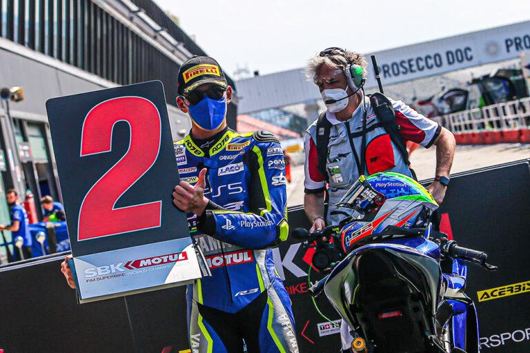 WORLDSSP300: Brasil brilha no pódio do Mundial de Superbike 300