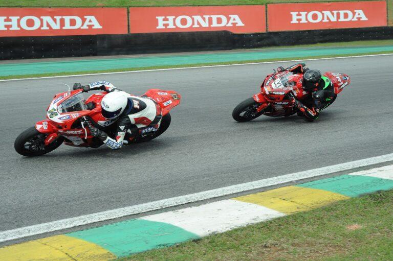 2ª etapa da Copa Pro Honda CBR 650R e da Honda Jr Cup – BR