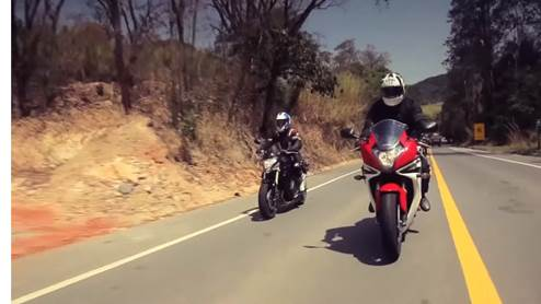 Abraciclo Lança Campanha Motocicleta #FazBemProBrasil